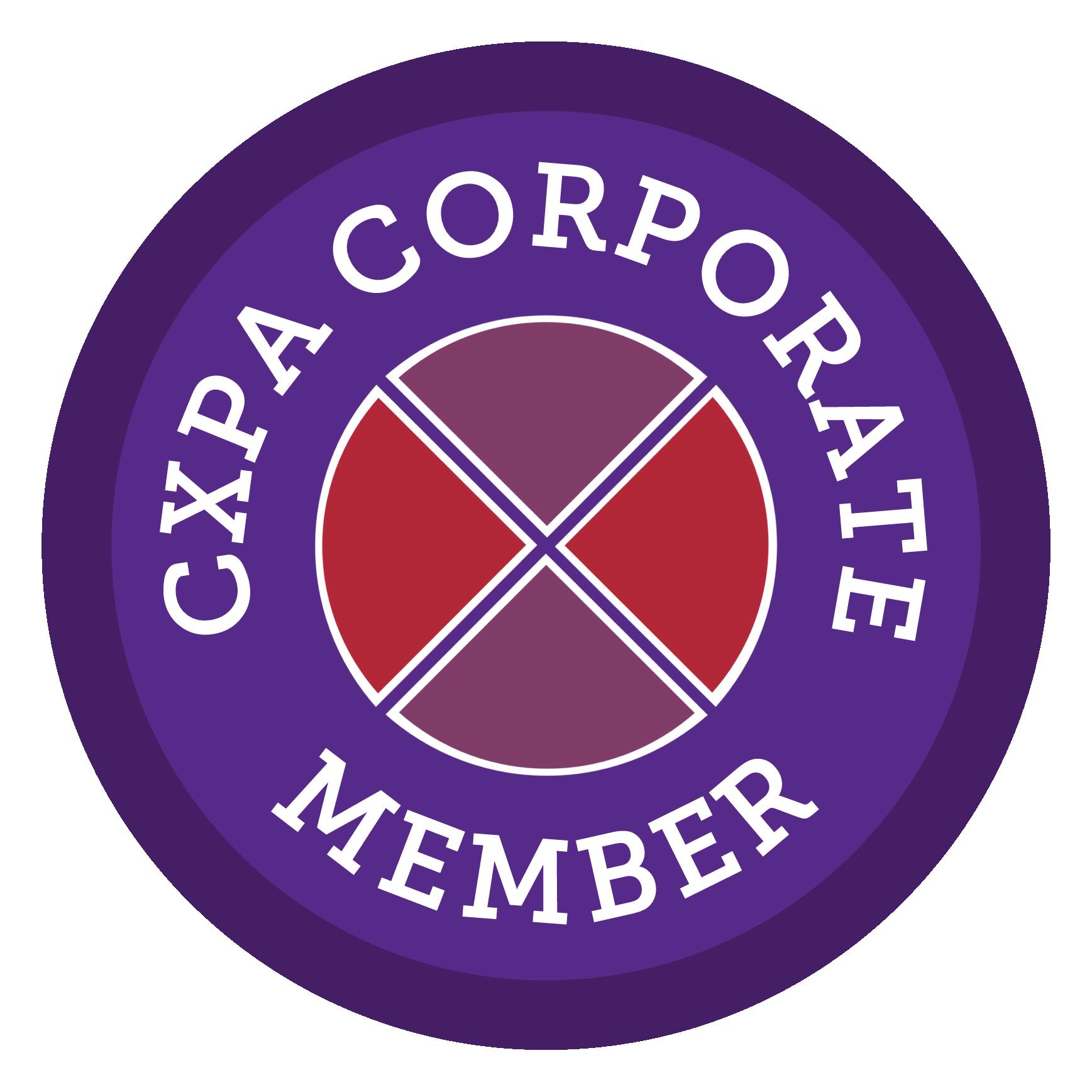CXPA Corporate Member - Ruby Logo
